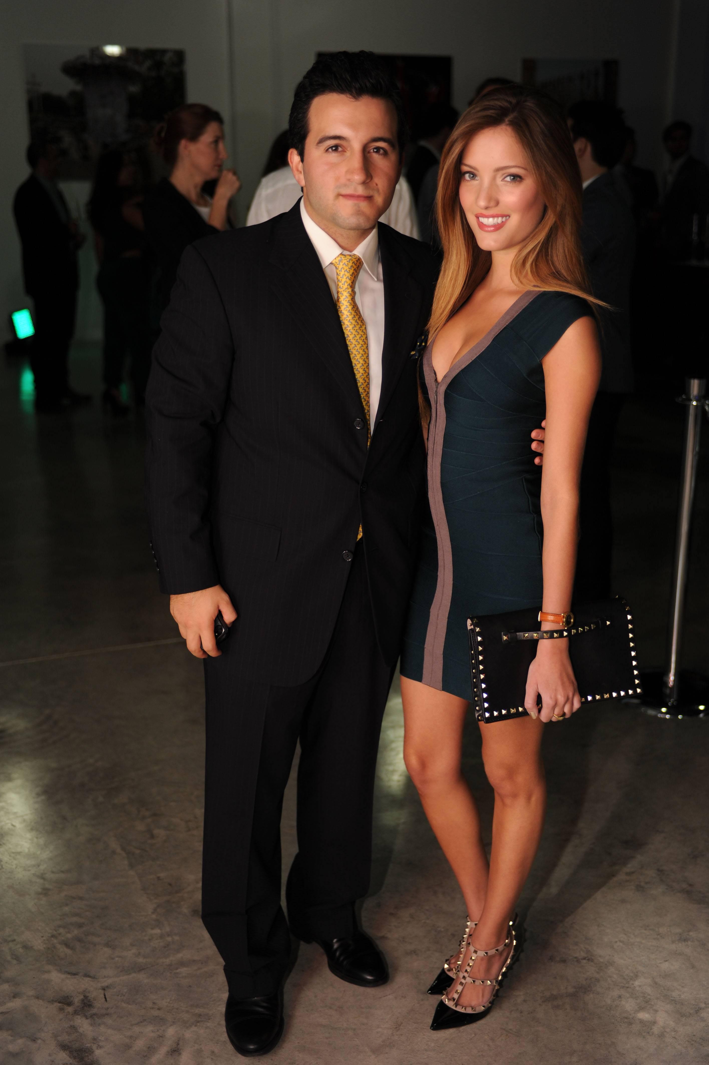 Danilo Diazgranados & Alexandra Lovera