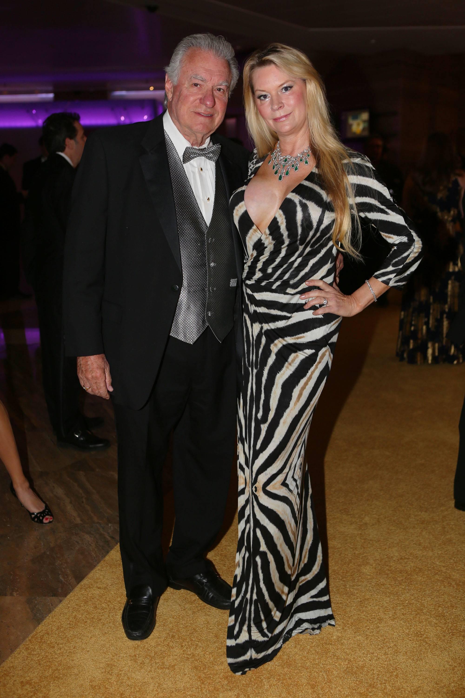 David & Jackie Siegel