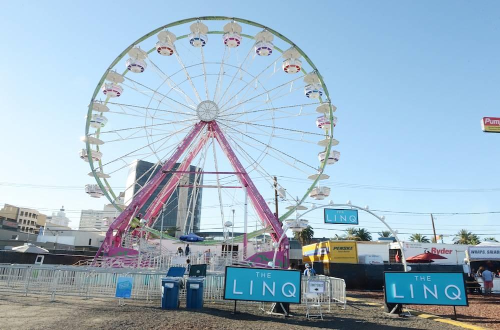 Downtown Stage Ferris Wheel CREDIT Denise Truscello