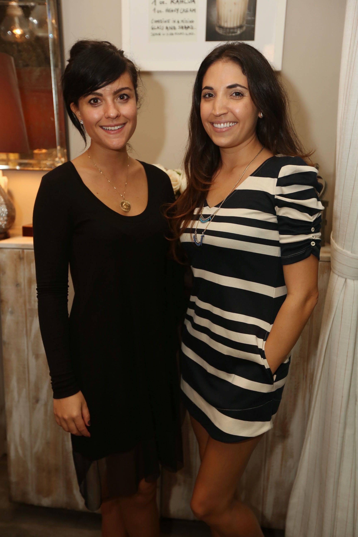 Erika Concetta Pagano & Elaina Jones1