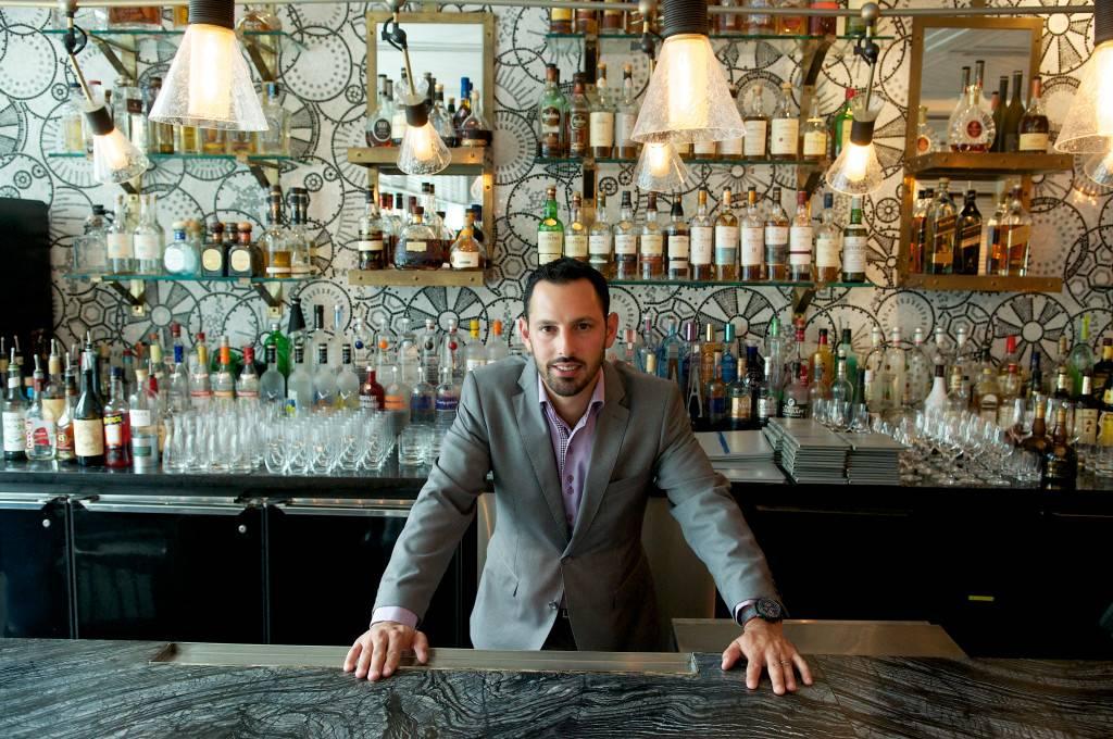 Hector Acevedo - Hotel Mixologist