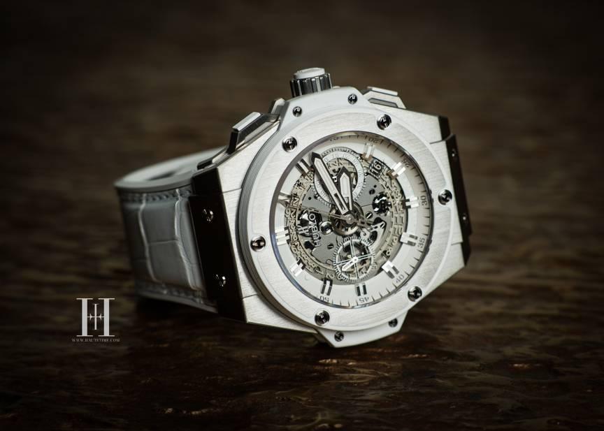 Unico Titanium White
