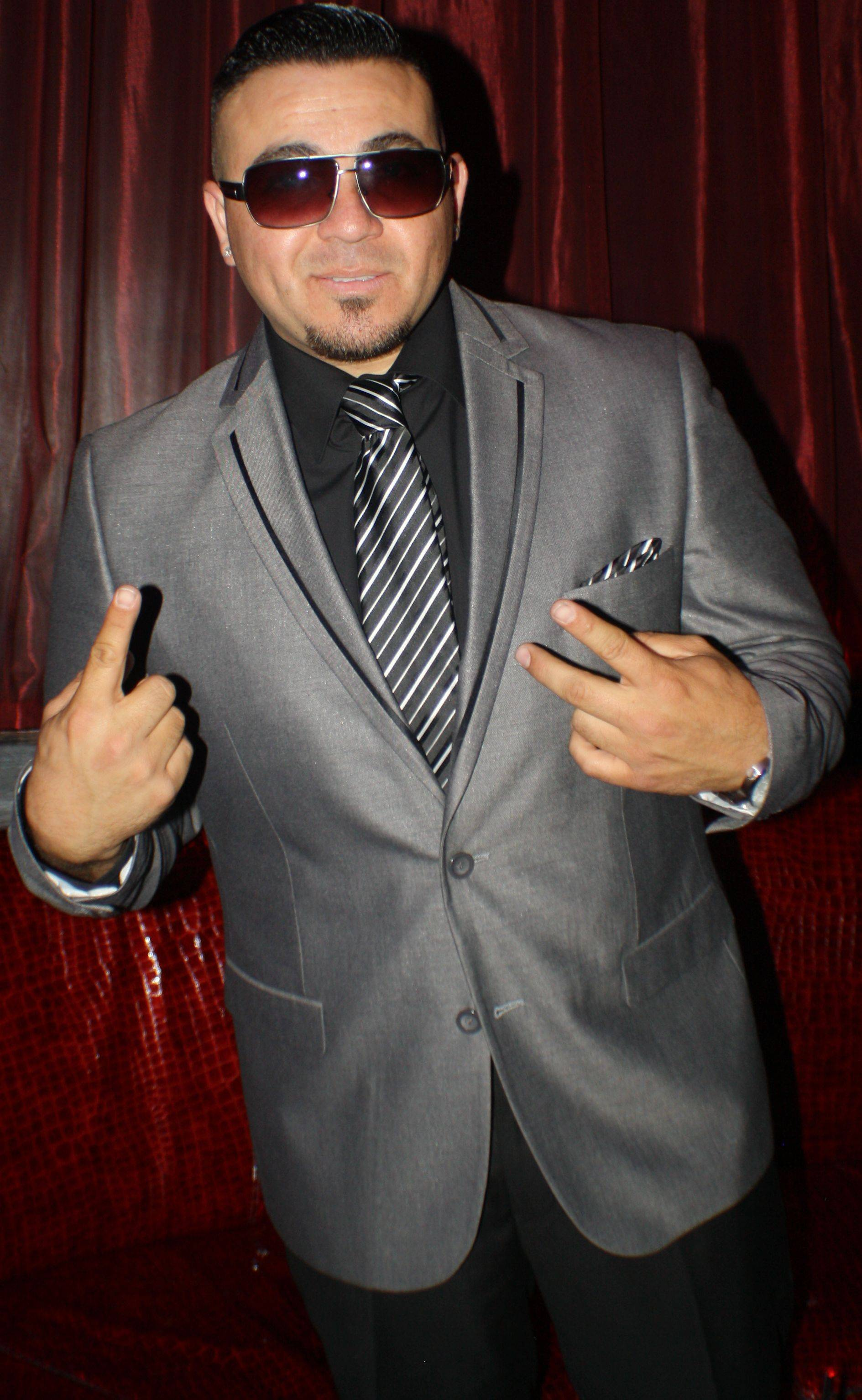 (Johnny Lopez) of Crooked Stilo_LAX Nightclub