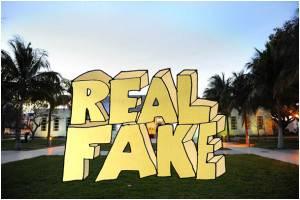 Real Fake by Scott Reeder