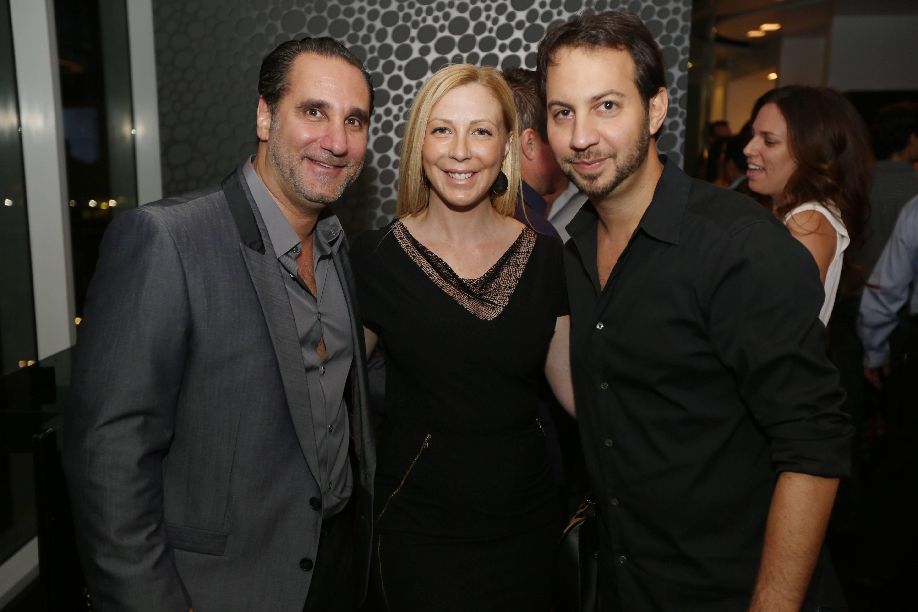 Louis & Angela Birdman, & Jared Shapiro1