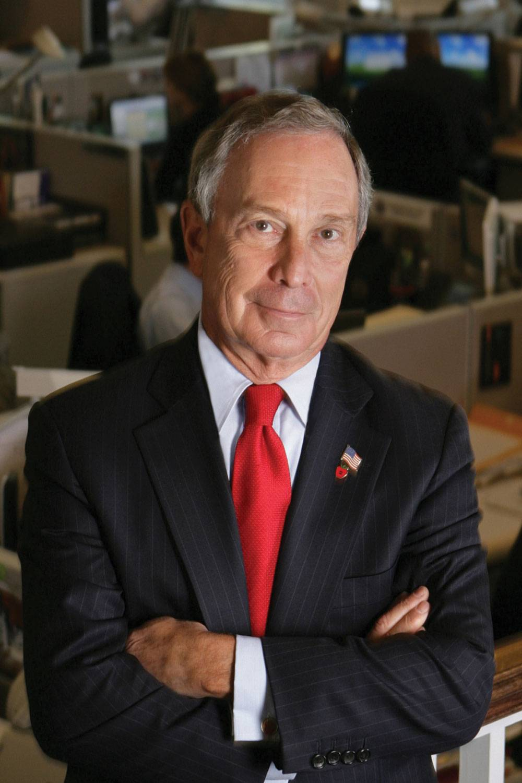 Mayor-Bloomberg