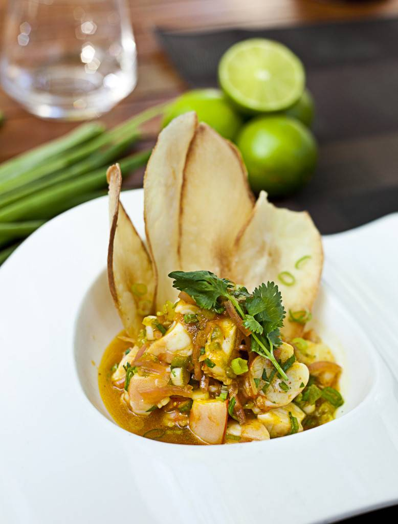 Meat Market Shrimp Ceviche