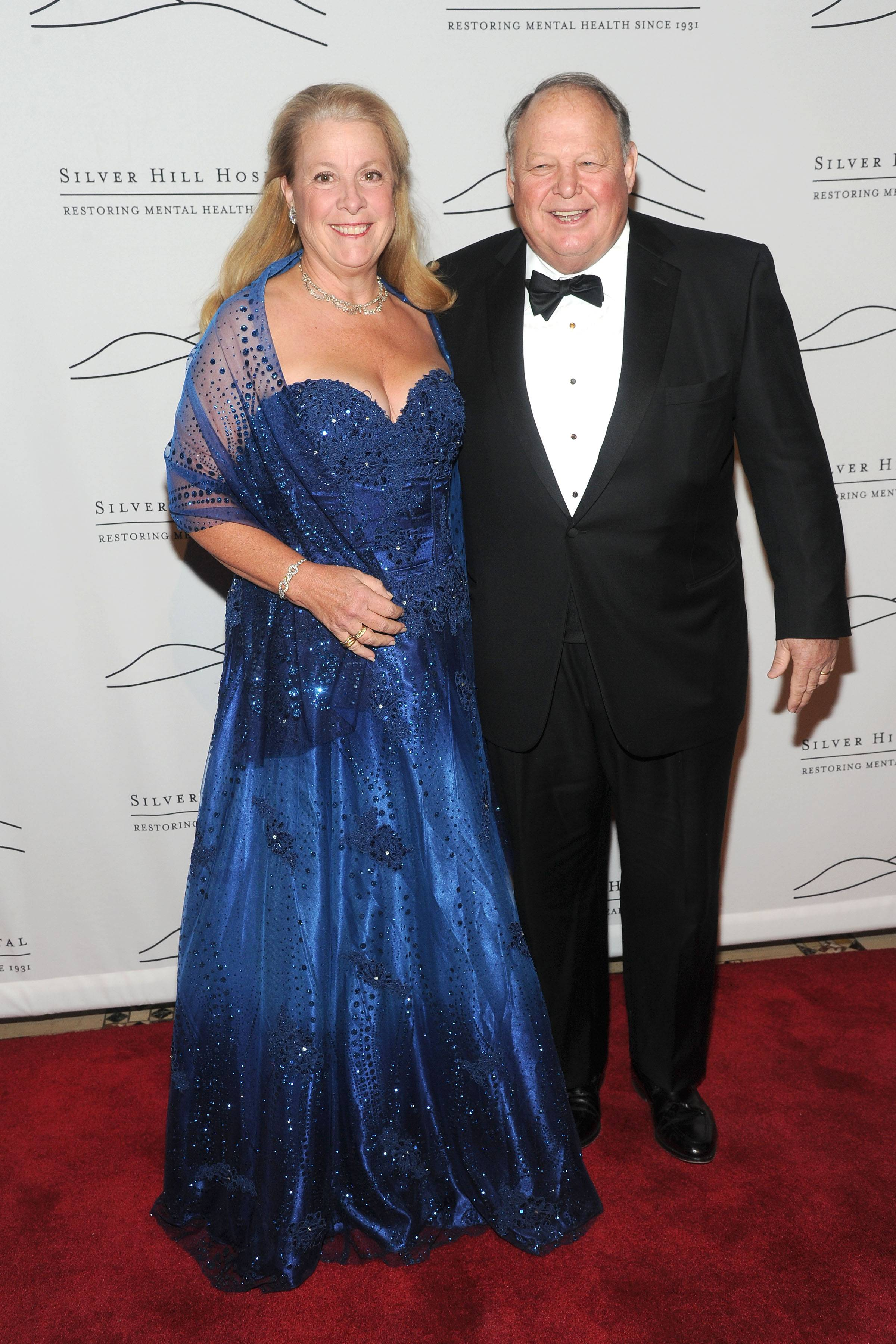 Silver Hill Hospital 2013 Gala: Arrivals