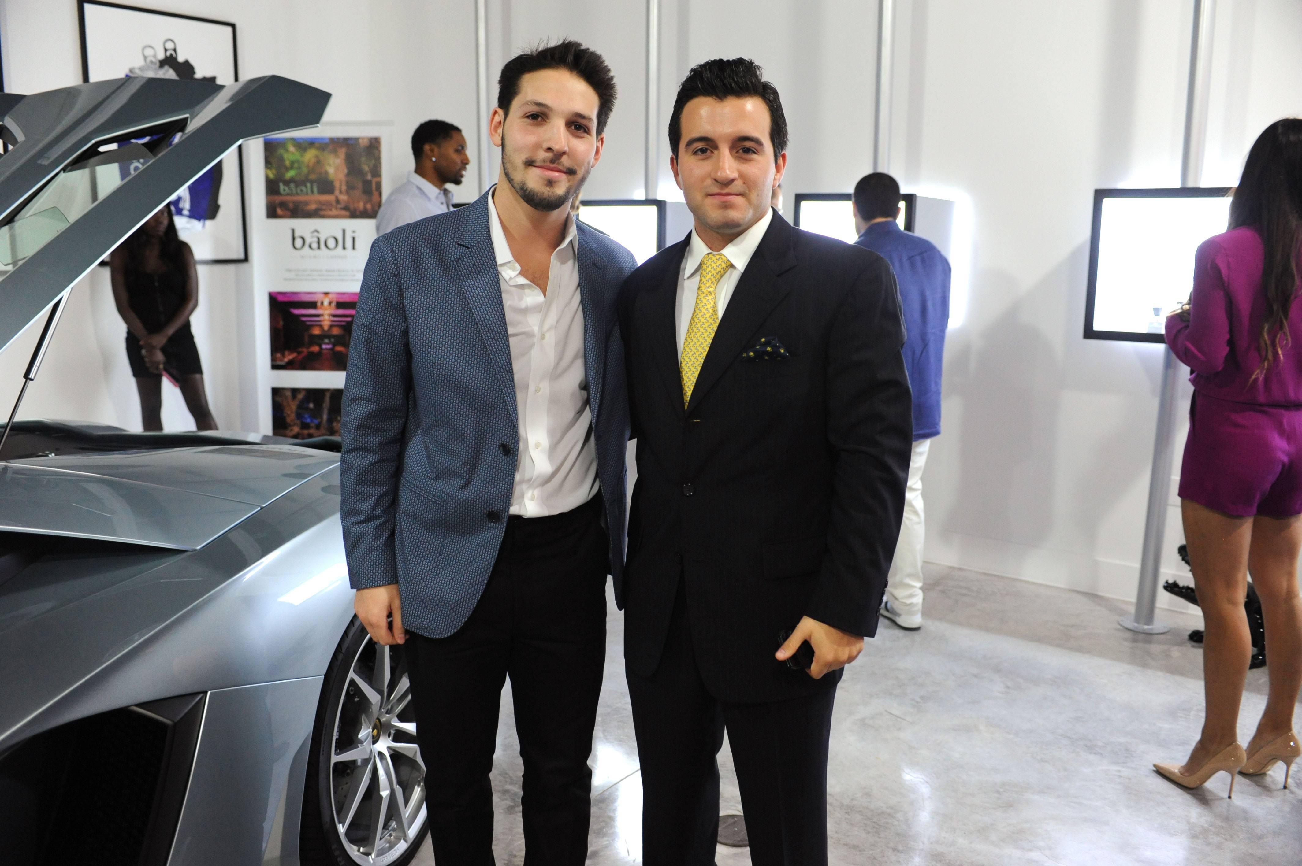Rafael Gill & Danilo Diazgranados