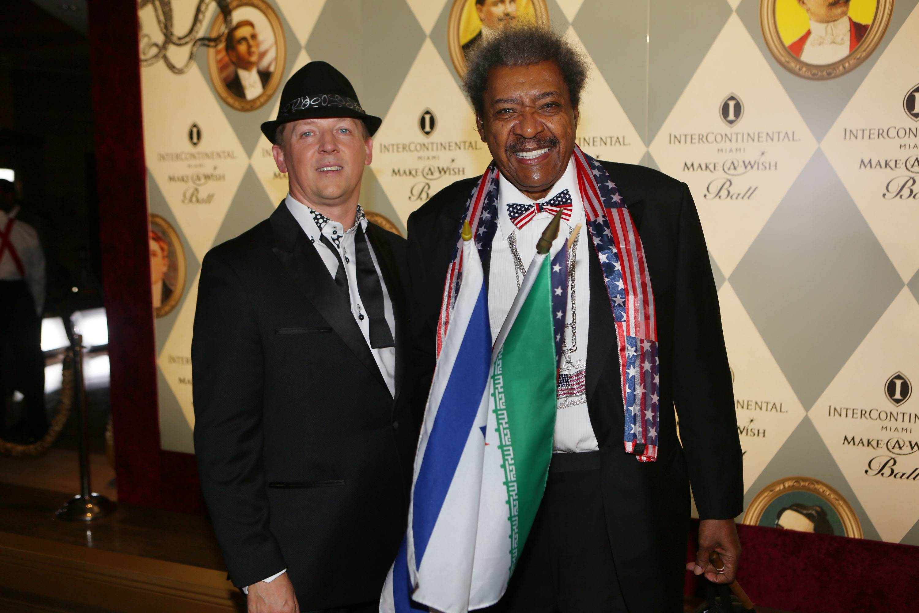 Robert Hill & Don King