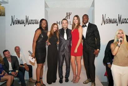 Haute Scene: Dwyane Wade's A Night on the RunWade