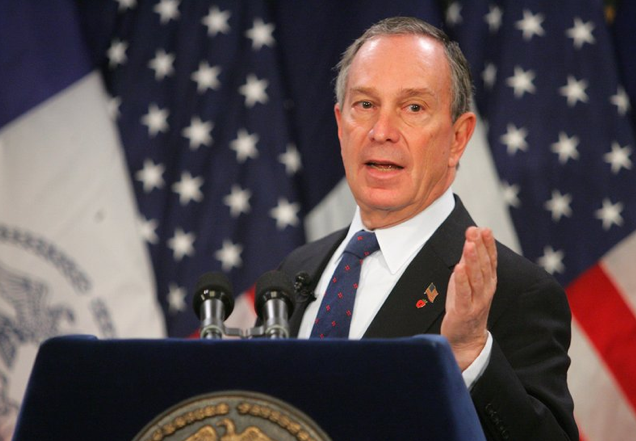 Mayor-Michael-Bloomberg