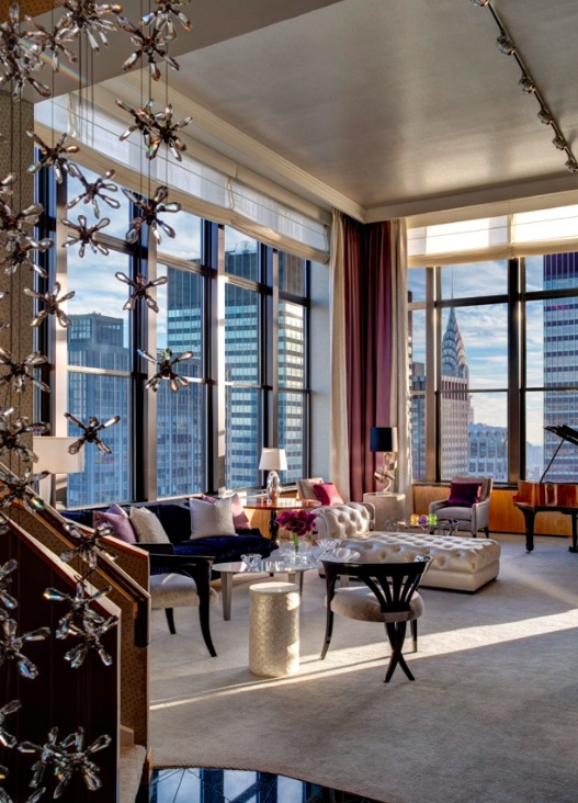 2824e340a2a The New York Palace recently revealed two new luxury additions  The Jewel  Suite by Martin Katz and The Champagne Suite. Designed by American jewelry  ...