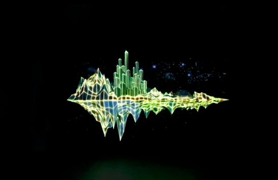 """Floating City"""