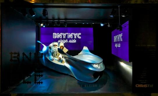 """""""Barneys NYC Sleigh Ride"""""""