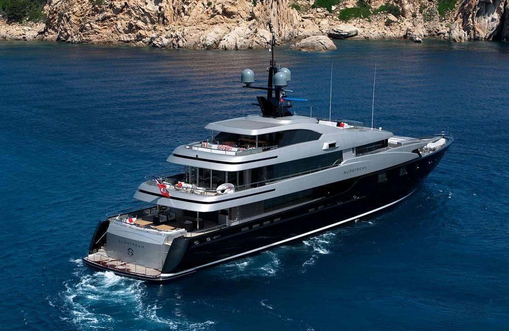 Slipstream-Yacht