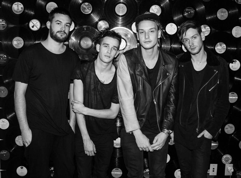 The 1975_Vinyl_Hard Rock Hotel & Casino Las Vegas_Photo Credit Chase Stevens