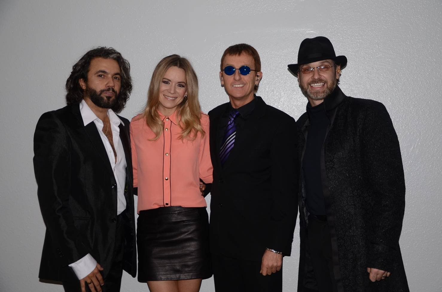 Veronic DiCaire and The Australian Bee Gees 11.21.13