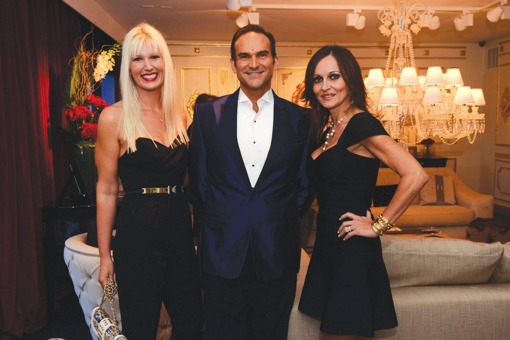 Violeta Stamatovska, Aleksander Alembert, & Katia Bates