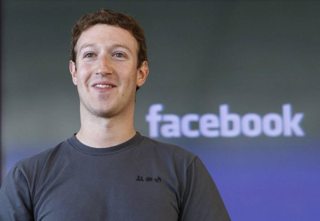 Mark Zuckerberg  Source: guardianlv.com