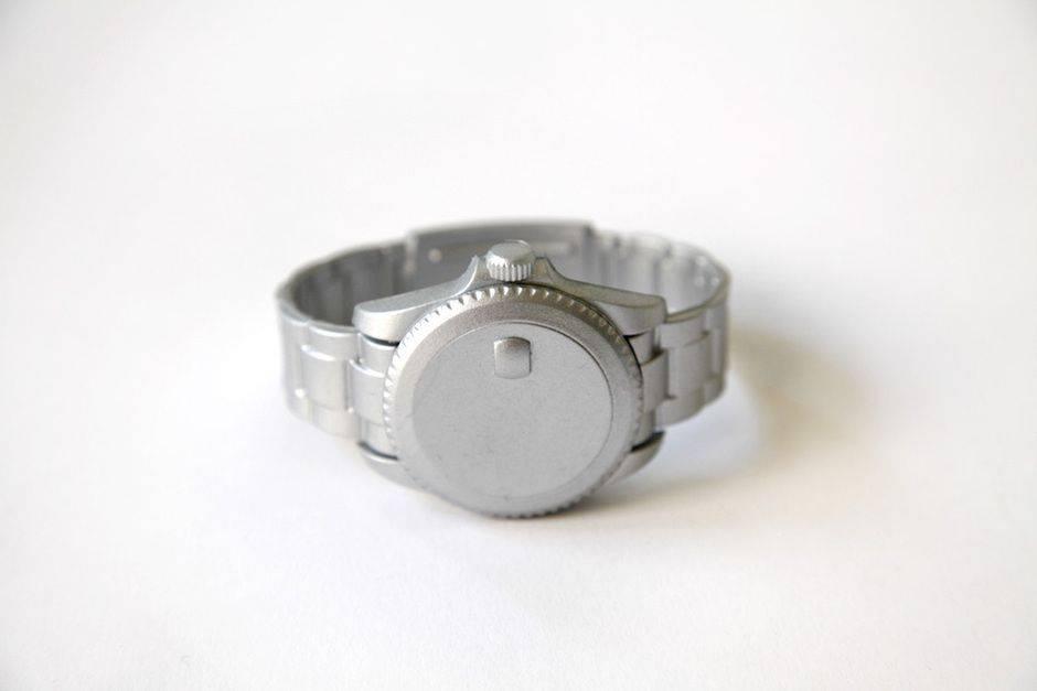 watch silver