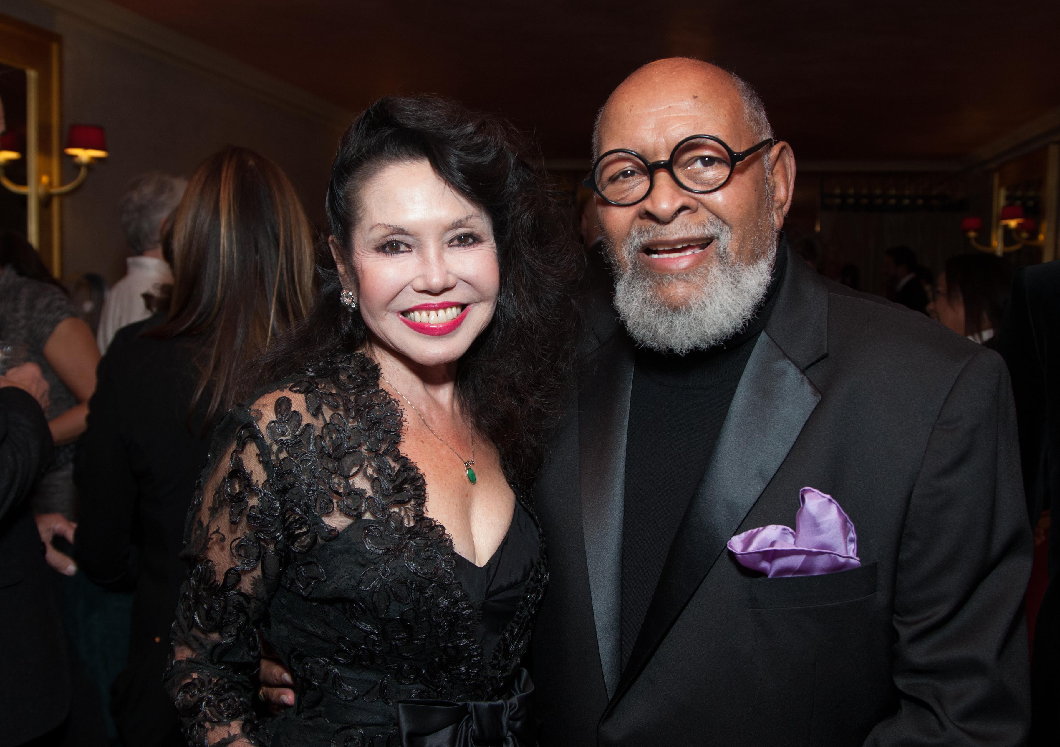 Janice Mirikitani, Reverend Cecil Williams