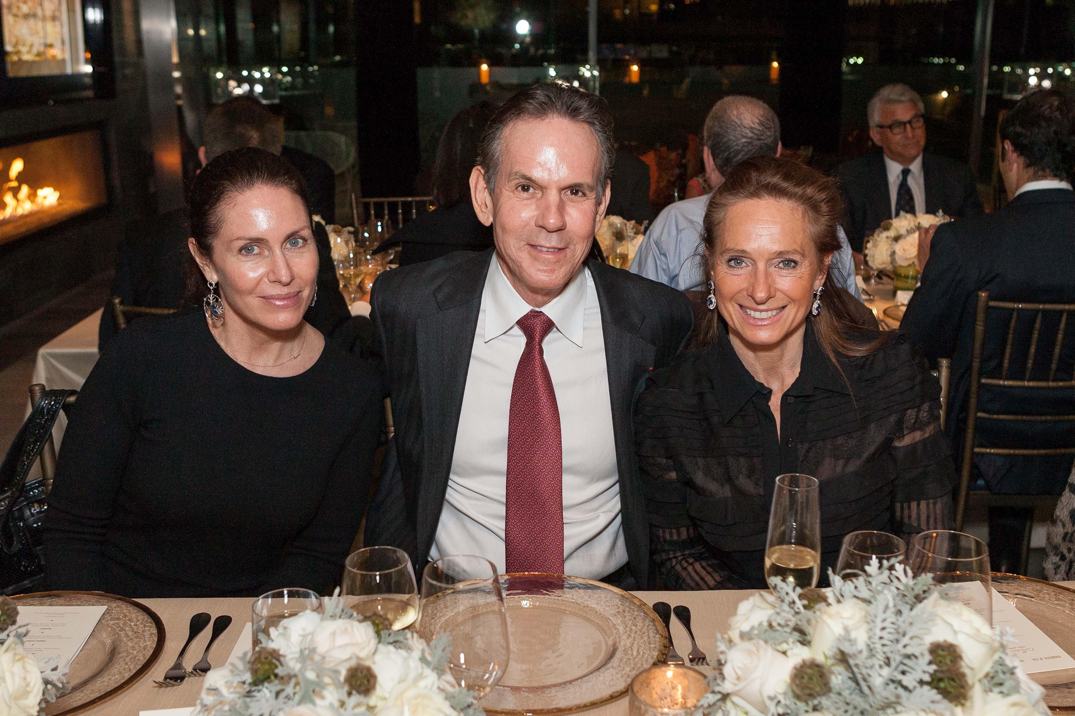 Shreve & Co. & Vacheron Constantin Host Private Dinner at The Battery SF