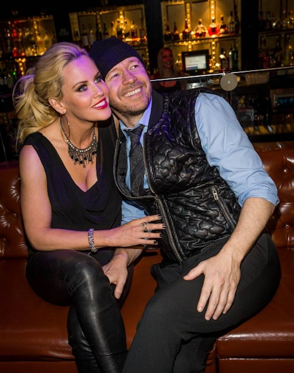 11.30_Jenny McCarthy & Donnie Wahlberg inside Body English Nightclub & Afterhours_Hard Rock Hotel & Casino_Photo Credit Erik Kabik
