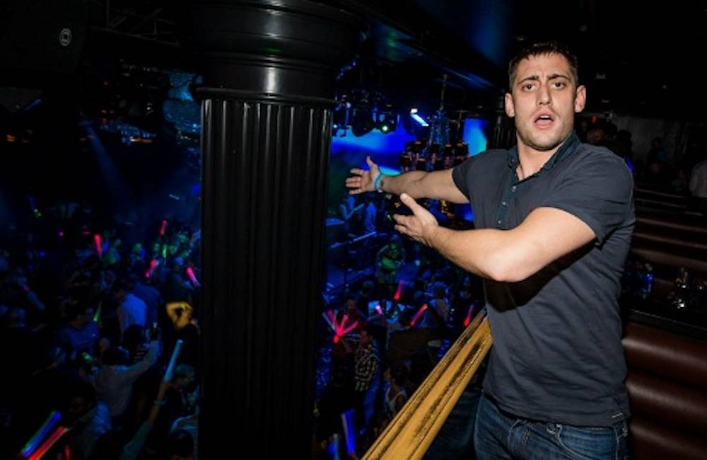 11.30_Michael Socha inside Body English Nightclub & Afterhours_Hard Rock Hotel & Casino_Photo Credit Erik Kabik