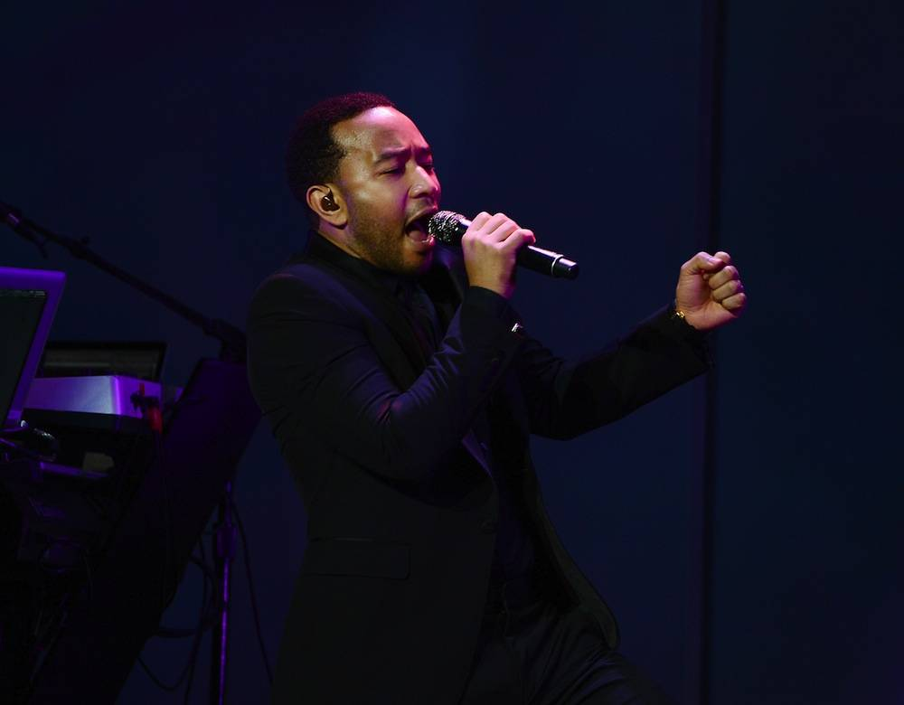John Legend Performs At The Pearl At Palms Casino Resort