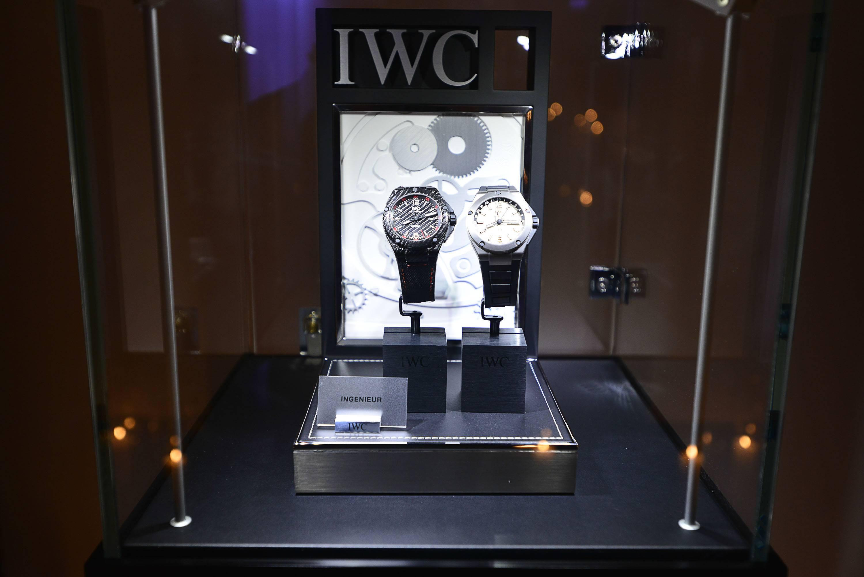 Haute Living IWC Soiree Haute Horlogerie