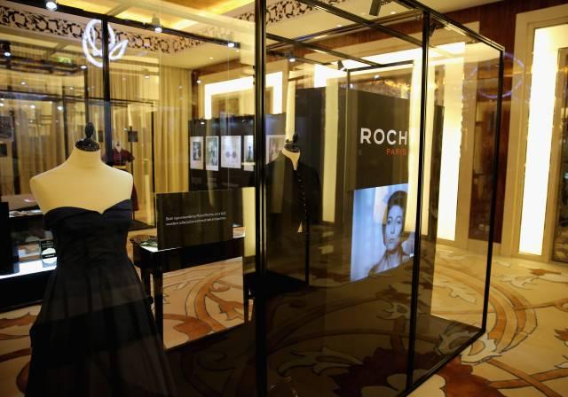 """ROCHAS New Fragrance """"Secret De ROCHAS"""" Launch"""