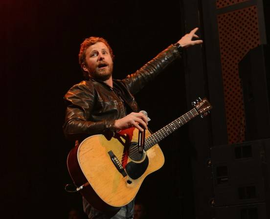 Dierks Bentley at the Pearl at the Palms. Photos: Denise Truscello/WireImage