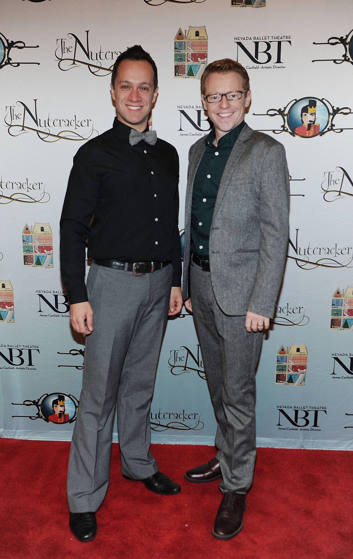 Opening Night Of Nevada Ballet Theatre's