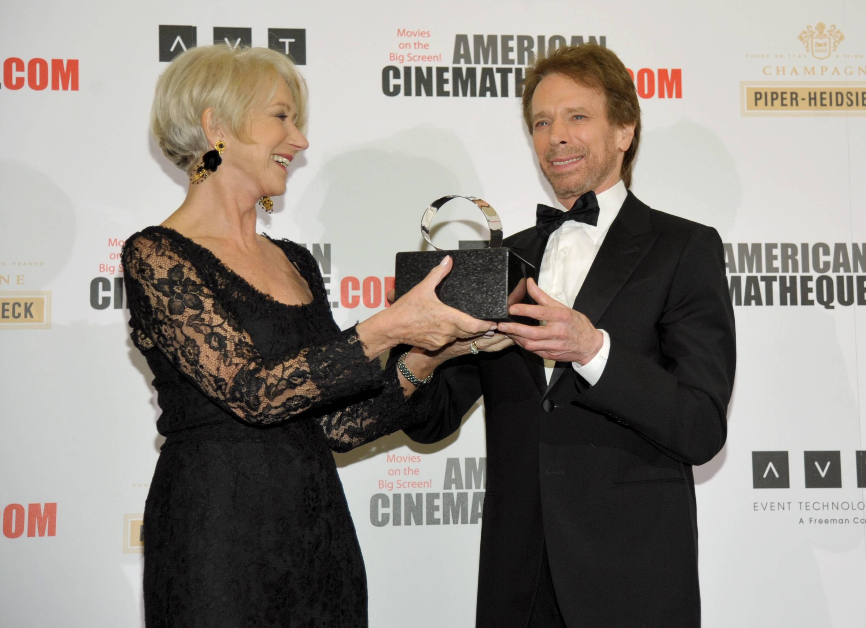 Helen Mirren, Jerry Bruckheimer