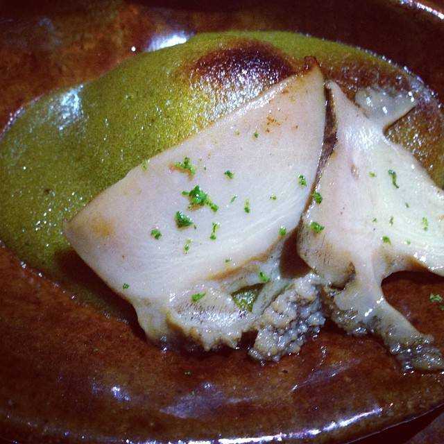 Abalone and Fig