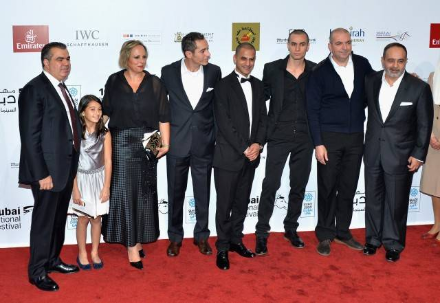 2013 Dubai International Film Festival - Day 1