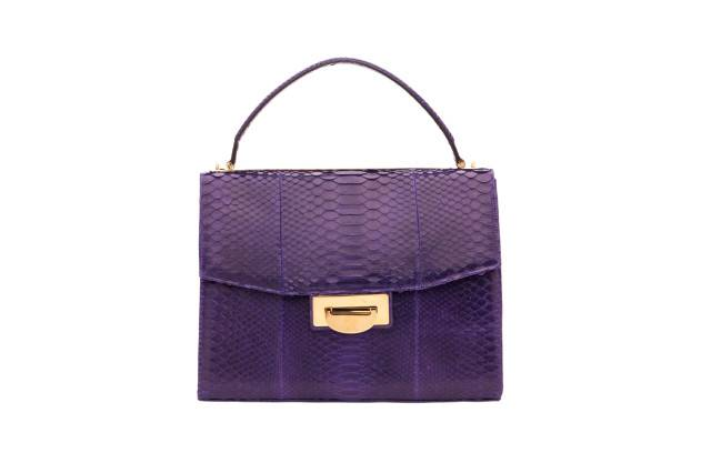 Amanda Navai 'Rosemin' bag exclusively @ Bloomingdale's-Dubai AED 7900