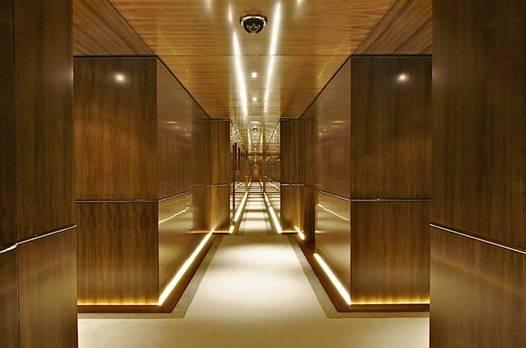 Andrey Melnichenko's 394-foot  A yacht inside_2