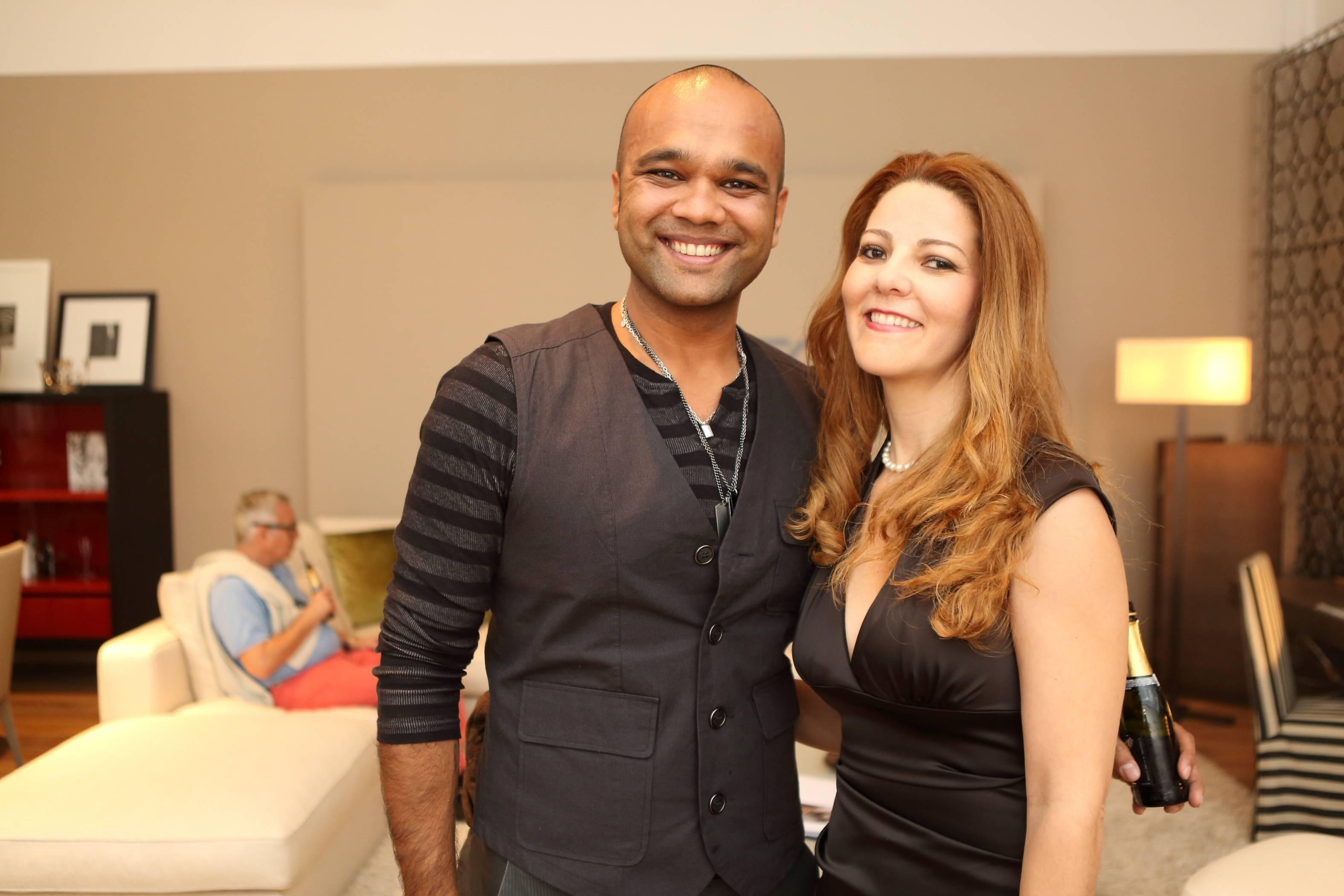 Ash Patel, Anamaria Jimenez