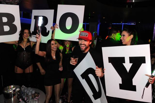 Brody Jenner at Ghostbar. Photo: David Becker