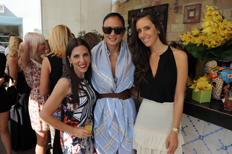Brooke Kochman, Criselda Breene, & Leeat Benharrouch