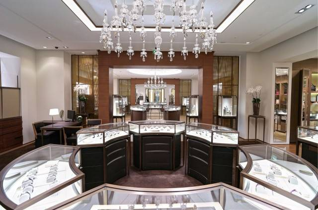 Cartier Boutique Inside at The Galleria Al Maryah Island 2