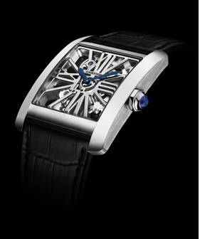 Cartier MC Timepiece 2