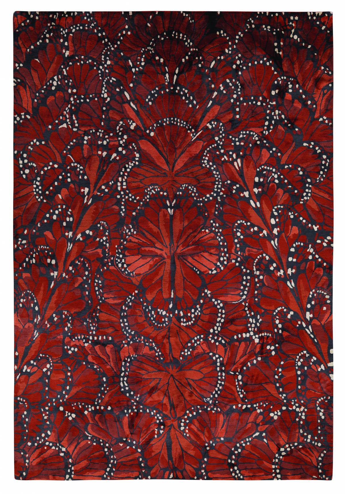 Alexander Mcqueen Collaboration With The Rug Company