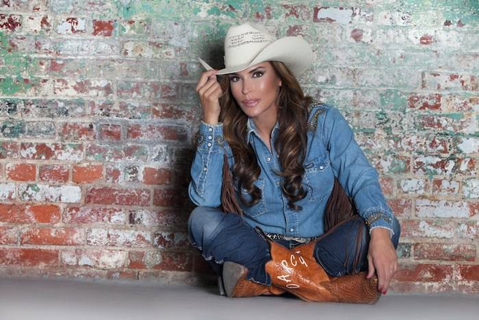 exclusive darcy lapier talks about �rodeo girls�