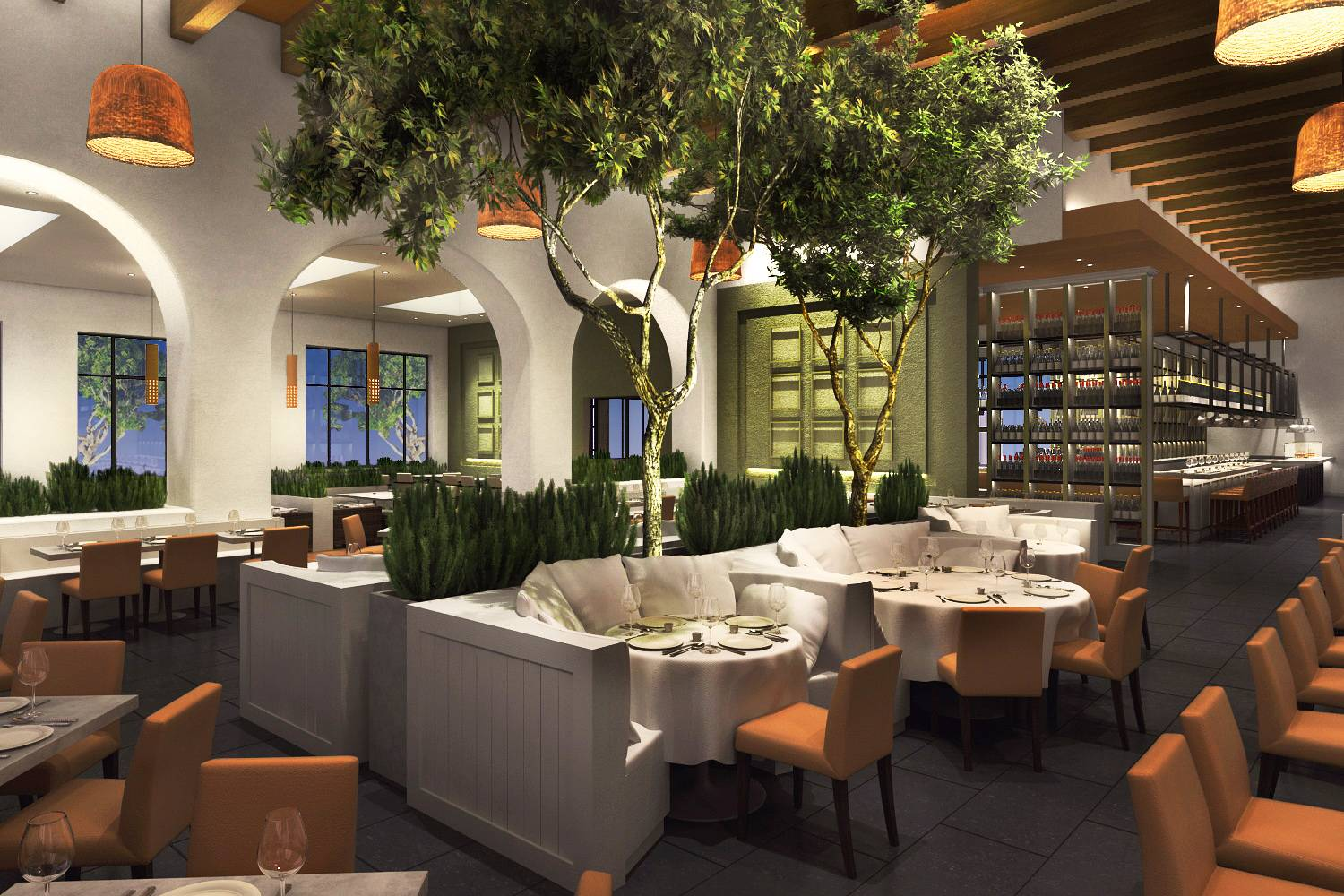 Fig & Olive to Open Orange County Flagship at Fashion Island