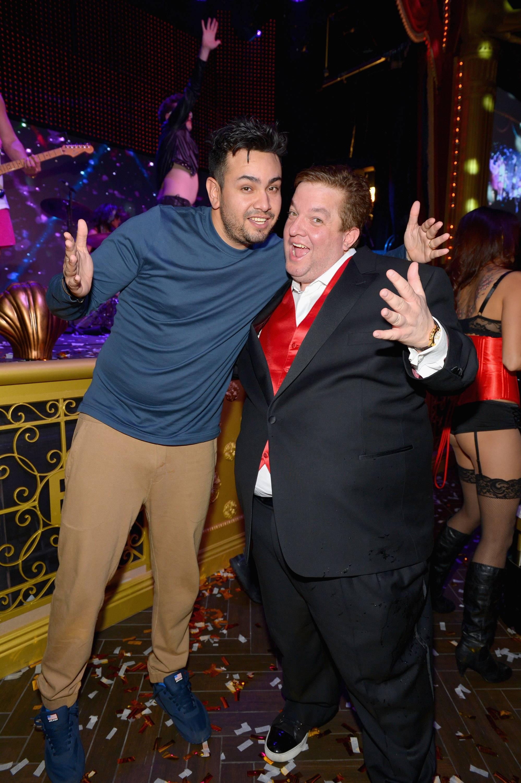 Beacher's Madhouse Opening Weekend at MGM Grand Resort & Casino