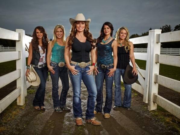 Rodeo-Girls