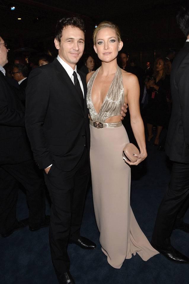 James Franco anad Kate Hudson